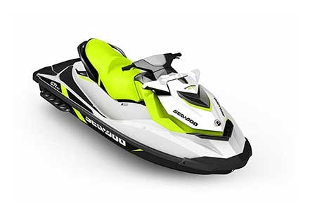 Rent a Sea-Doo GTI 130 3-Up at Island Park Adventures, ID