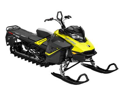 Rent a Ski-Doo 850 REV 165 at Island Park Adventures, MD