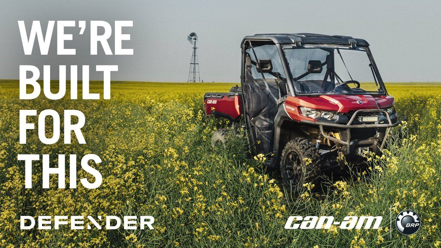 CAN-AM HOLIDAY BLITZ SALES EVENT- Defender Rebates